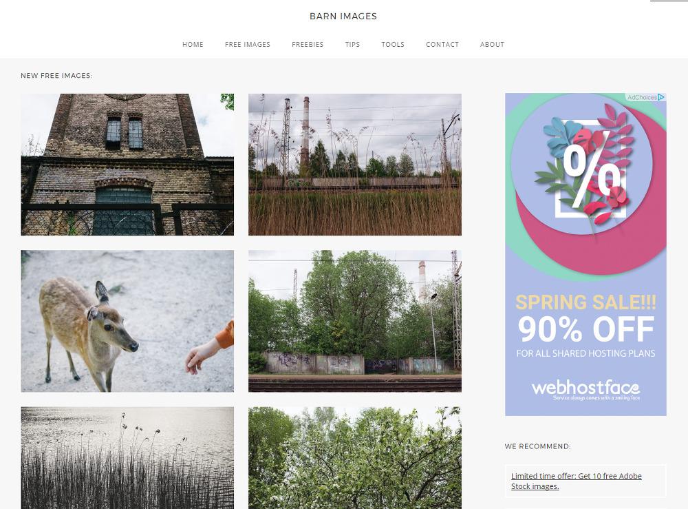 저작권 걱정없는 무료이미지_무료이미지사이트_free high resolution stock images_barn images