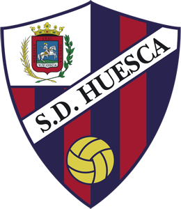 SD Huesca emblem(crest)
