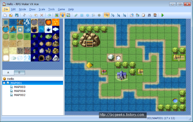 Pc geek 39 s rpg maker rpg maker vx lite - Rpg maker vx ace lite tutorial ...