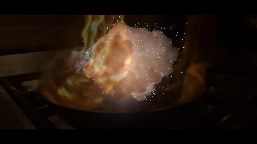요리는 미지의 세계로 떠나는 모험과 같다! 요리의 과정을 우주 탐험에 비유한 영상이 너무나 멋진 광고 - 러팩 쿡 레인지(Lurpak Cook's Range)의 모험(Adventure awaits)편 [한글자막]