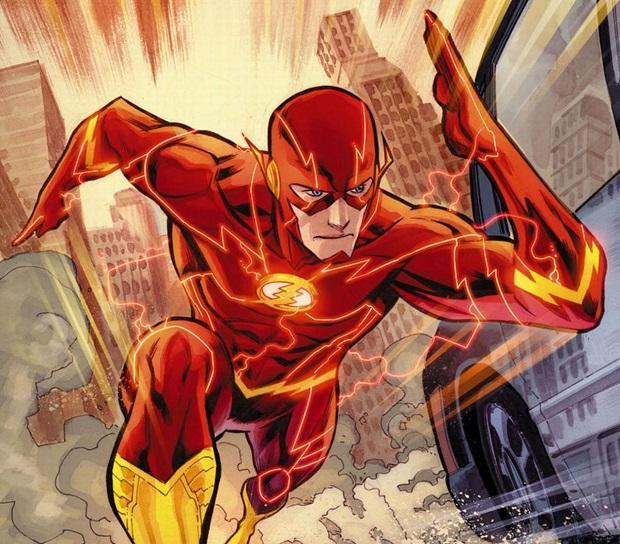 Keelah Se'lai :: 플래시(배리 앨런) Flash(Barry Allen)