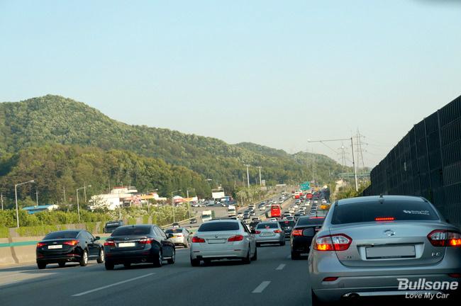 초보운전, 고속도로 어떻게 운전해야 될까? - 불곰의 자동차 일기