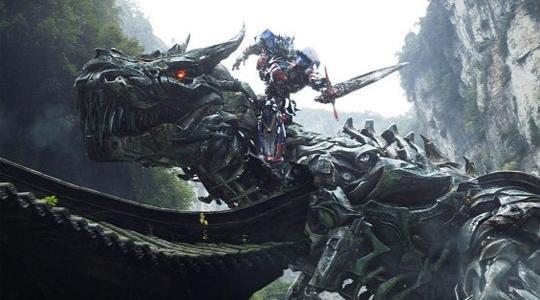 트랜스포머4: 사라진시대 –트랜스포머의 창조주는 누구인가? Transformers: Age of Extinction, 2014
