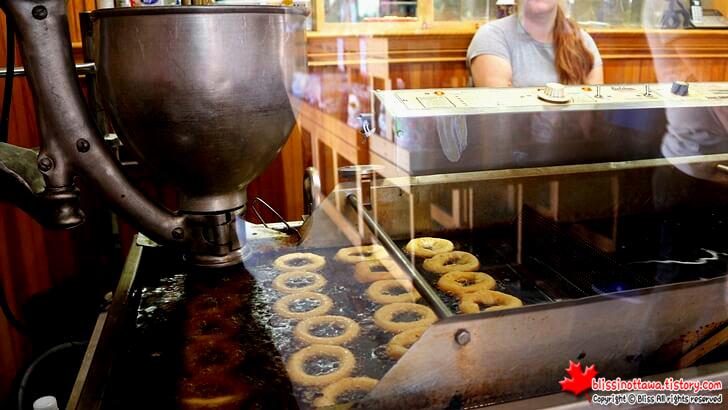 애플 도넛