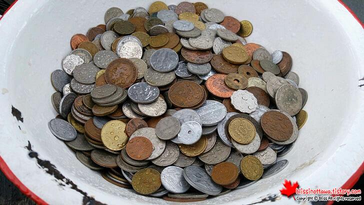 세계 동전
