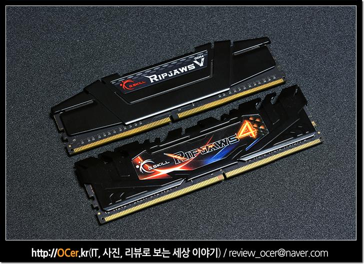 오버클럭 메모리, 지스킬, gskill, g.skill, it, 스카이레이크 오버클럭, ddr4 메모리, ddr4 램, 지스킬 메모리, 리뷰, 이슈, GSKILL RIPJAWS V DDR4