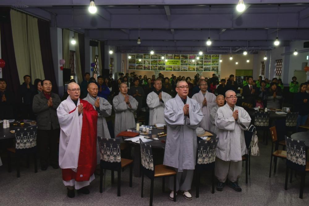 광주전남불교환경연대 정기 총회 및 회원한마당 열어