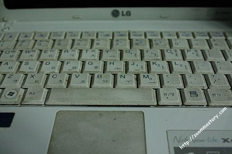 노트북 창소, 자판, 키보드,