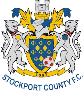 Stockport County FC emblem(crest)