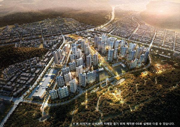 마인크래프트와 창원시 도시개발