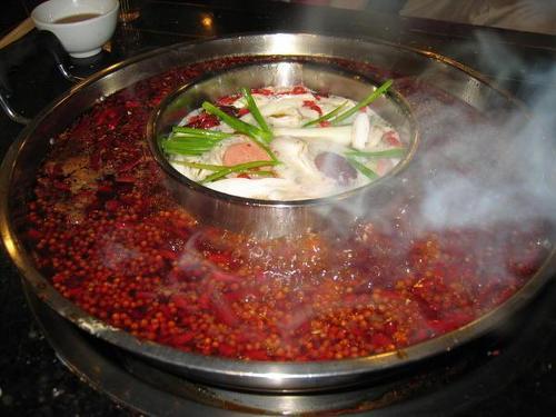 사천 훠궈(火鍋) Hot Pot