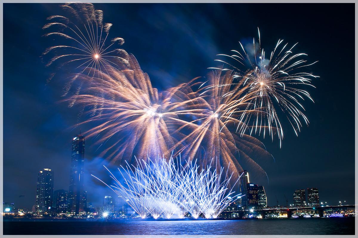 2012년 서울 불꽃 축제(12.10.06)
