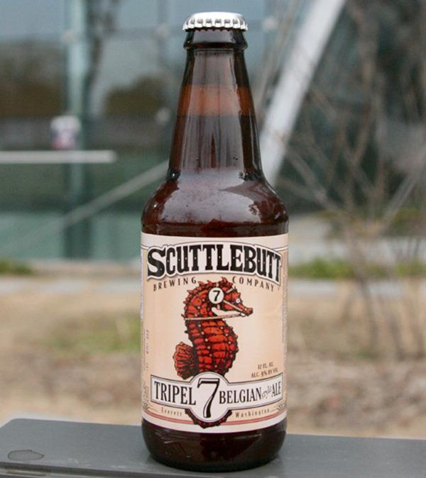 Scuttlebutt Tripel 7 (스커틀버트 트리펠 7) - 9.0%