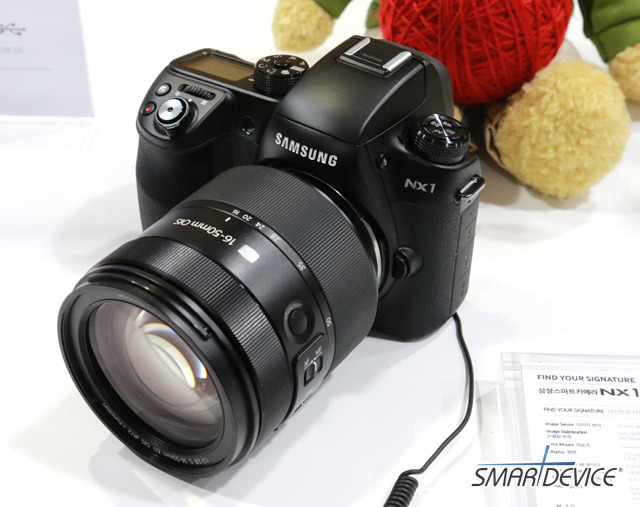 삼성, 삼성전자, 삼성 카메라, 삼성 NX1, NX1, 삼성 미러리스 카메라, 미러리스 카메라, 삼성 미러리스 스마트 카메라 NX1,
