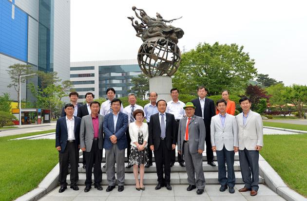 삼성전자화성소통협의회위원소개사진