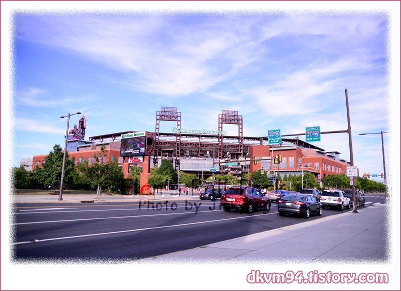 [MLB TOUR(5)] 시티즌스 뱅크 파크 : 필라델피아 필리스의 홈구장 (Citizens Bank Park : Home of the Philadelphia Phillies)