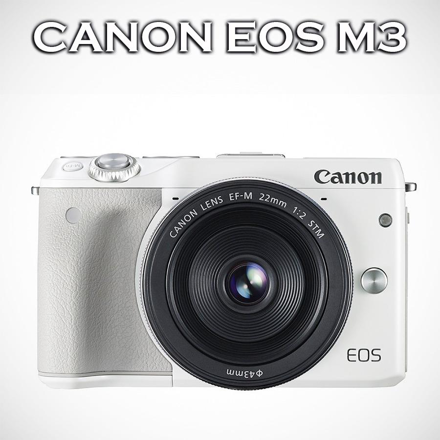 EOS를 진화시킨 캐논의 3번째 미러리스 CANON EOS M3 리뷰