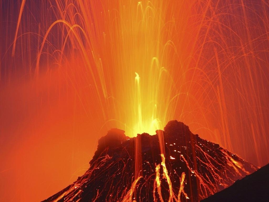 Картинки вулканов извержение