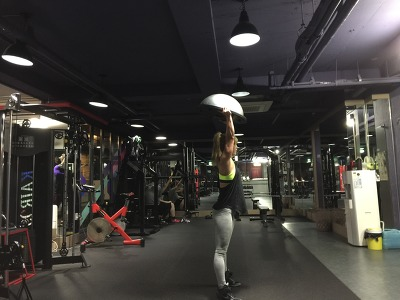 초간단 뱃살 다이어트 - 불룩해지는 뱃살빼기 운동법