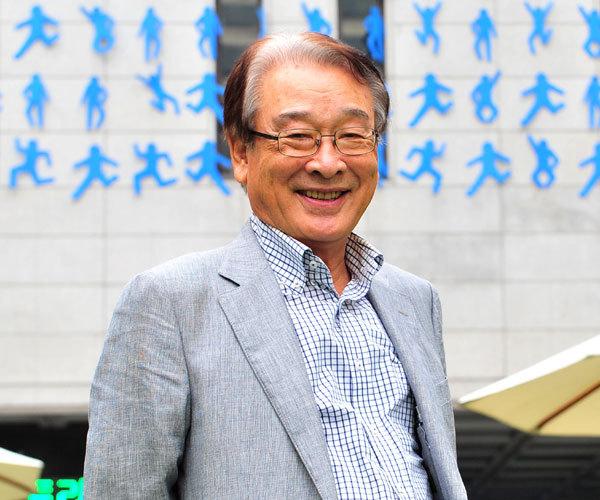 배우 이순재씨.