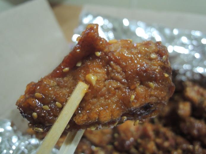공주 산성시장맛집 단골통닭 단골닭강정