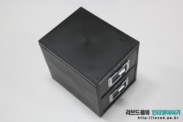 다이소 필 시스템 박스