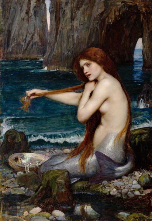 머메이드(Mermaid);인어