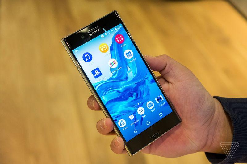 [MWC 2017] 세계 최초의 4K 디스플레이를 탑재한 스마트폰, Sony Xperia XZ Premium