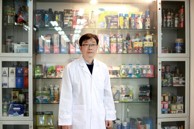 불스원 연구소 봉인해제! 불스원샷 개발 연구원과의 특별한 만남 - 불스원피플