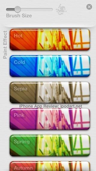 Foolproof Art Studio for iPhone 사진을 그림으로 아이폰 추천 앱