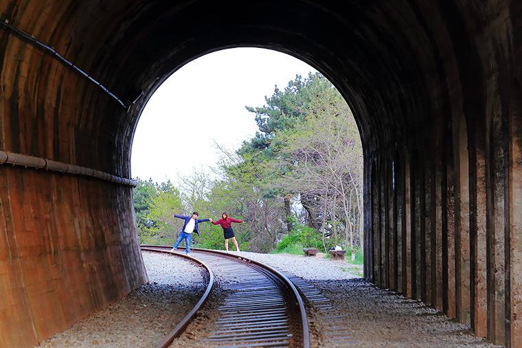 부산 사진찍기 좋은 장소 미포철길 가는방법