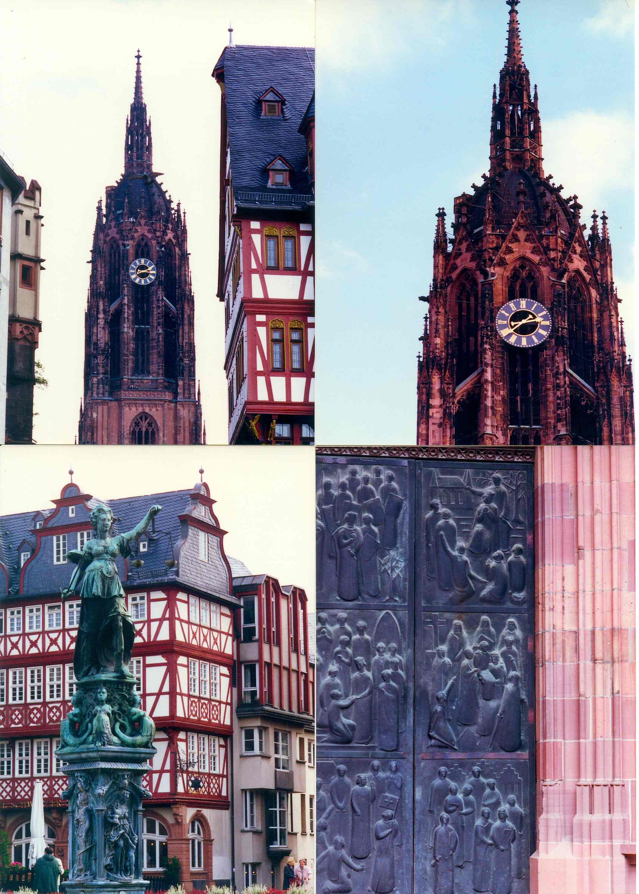 1996년 독일 하이델베르그 성당