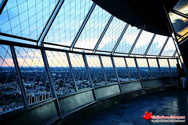캐나다 동부여행 나아이가라 폭포 스카이론 타워
