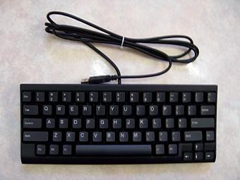 해피 해킹 키보드 라이트 2 USB 블랙 영문 각인