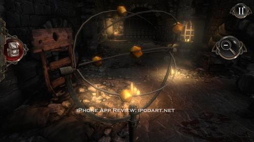 아이폰 아이패드 액션 퍼즐 게임 Hellraid - The Escape
