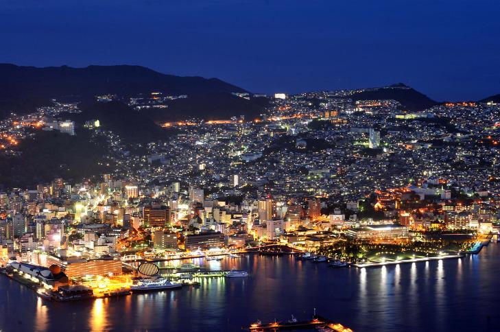일본인들이 선택한 일본의 3대 신 야경 명소