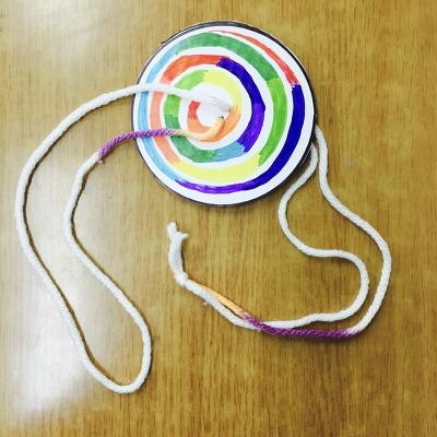종이 뺑뺑이(Paper Spinner) 만들기