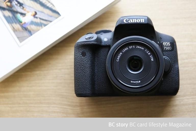 캐논 eos 750D