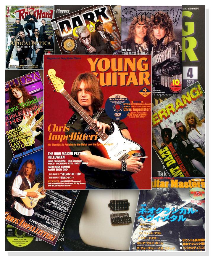 Impellitteri Magazine (임펠리테리 잡지)