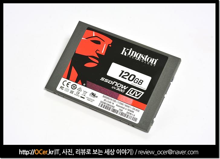 ssd, ssd 추천, TLC SSD, IT, 리뷰, 이슈, PC조립, 초저가PC조립, 킹스톤 SSDNOW UV300 120GB, KINGSTON SSDNOW UV300, 킹스톤 SSD, 저가형 SSD