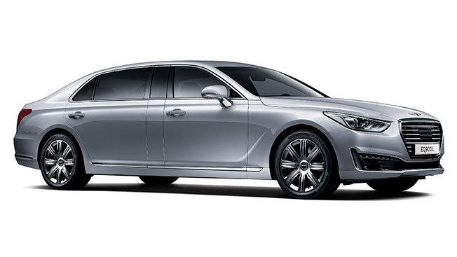 제네시스 EQ900 리무진 - 자동차보험료 3초 통합 비교견적
