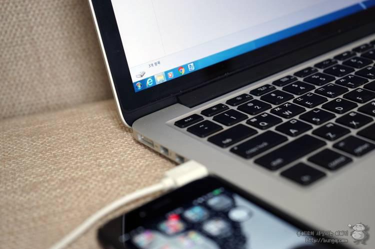 윈도우에서 아이튠즈없이 아이폰 활용하는 방법, 이지비(EasyBee)