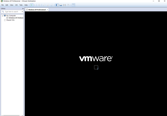 how to connect to vmware virtual machine from another computer