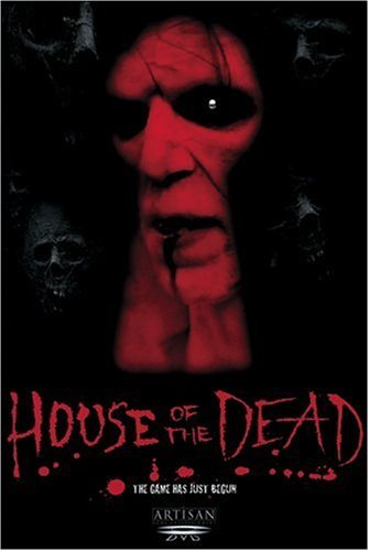 House of the Dead film poster