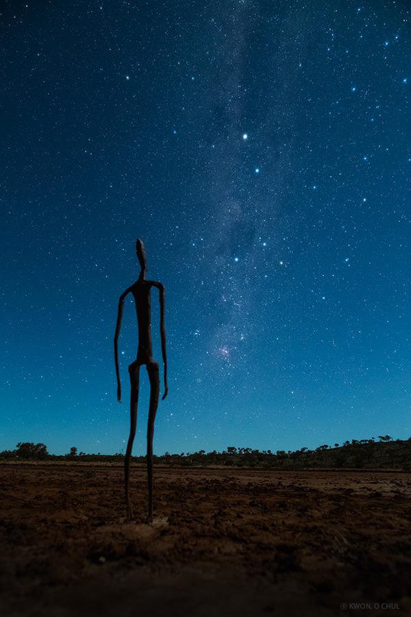 Lake Ballard, Western Australia