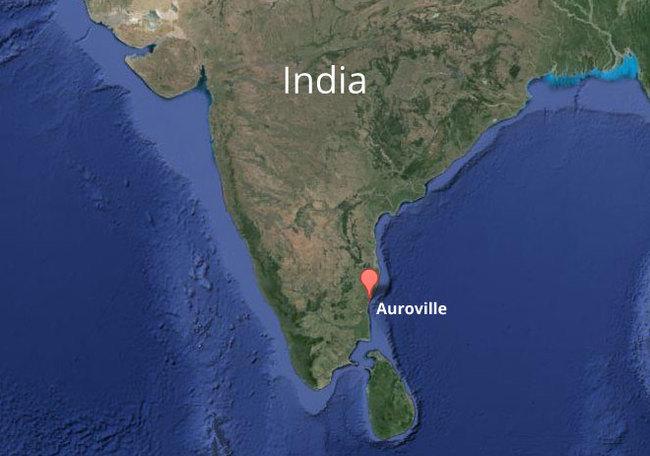 인도 오로빌 공동체의 삶과 교육 이야기