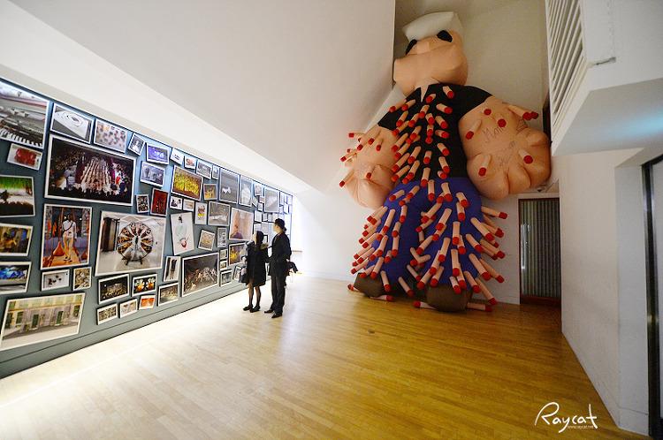 대림미술관 3층 헨리빕스코브전