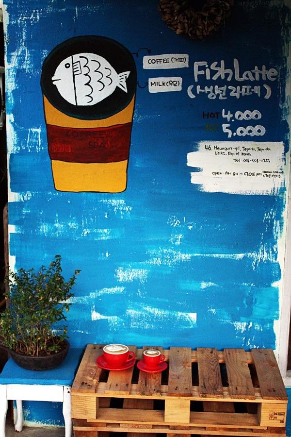 밋밋한 벽의 대변신 - 나만의 포토존