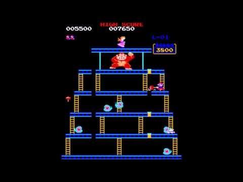 동키콩 Donkey Kong 1981