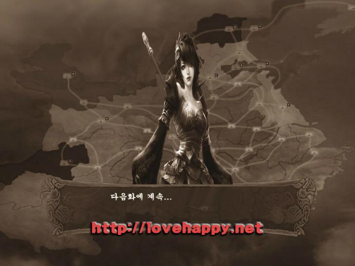 미녀삼국지 - 12화 동민 vs 마등, 서량 공방전. 019